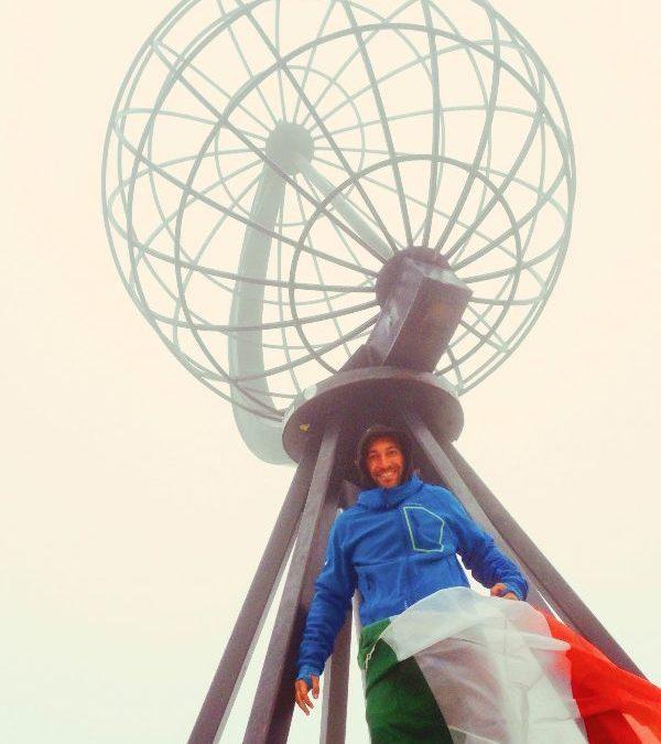 Luca: In Auto e tenda a Capo Nord da solo