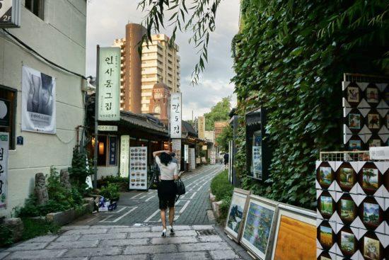 viaggiare da soli a Seoul