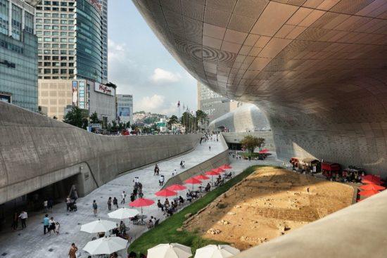 Dongdaemun Deisgn Plaza