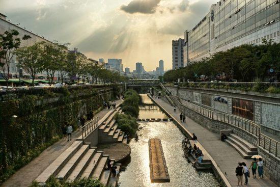 Cheonggyecheon - Seoul