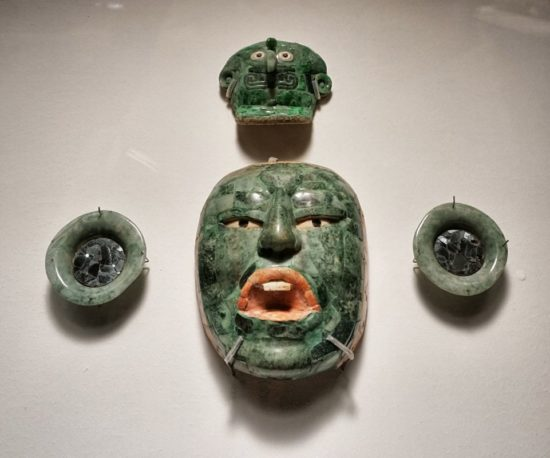 maschera Maya Verona
