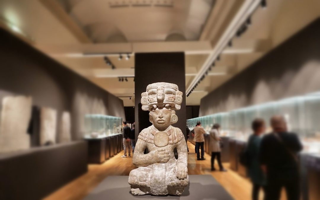 I Maya in mostra a Verona: il linguaggio della bellezza