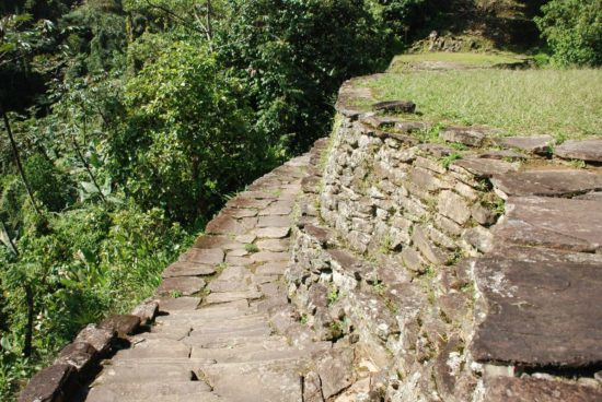 cammino della Ciudad Perdida