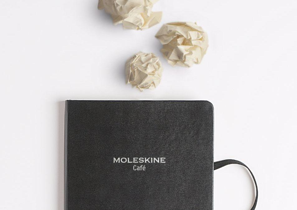 Moleskine Bar: che viaggio sarebbe senza una Moleskine