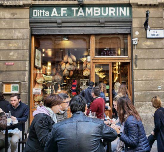 Tamburini - Bologna