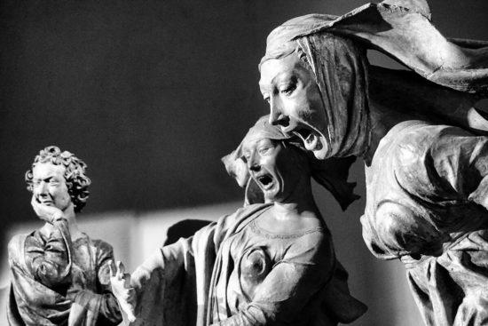 Il Compianto di Cristo - Bologna