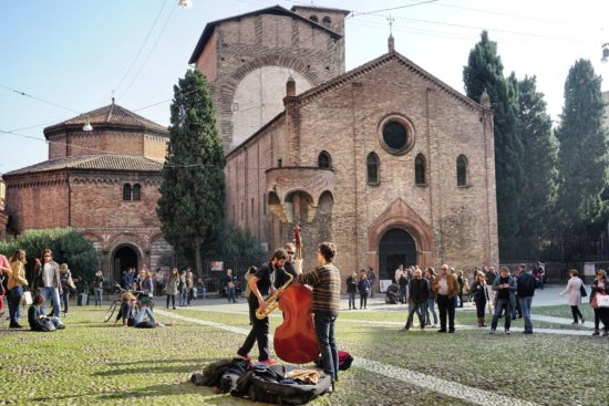 Piazza Santo Stefano - Bologna