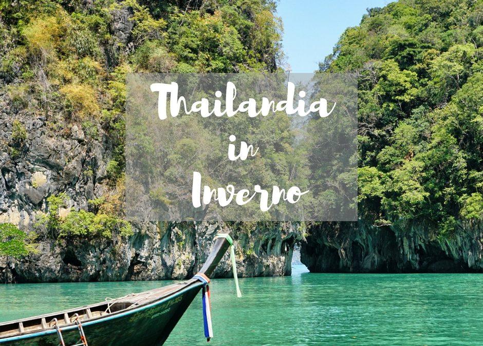 Quali isole visitare in Thailandia in Inverno