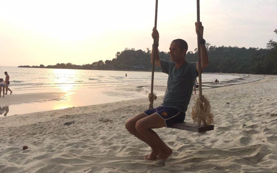Michele- Ripartire da se dopo un amore finito: yoga viaggi e meditazione