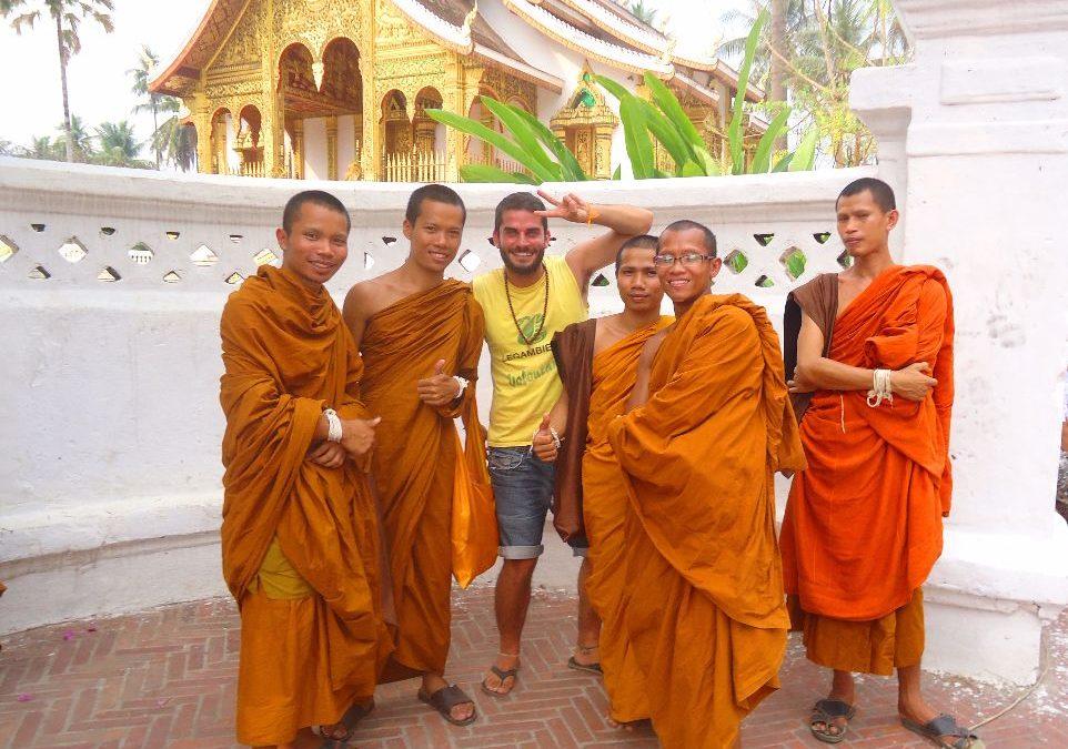 Gennaro Conte dopo 7 anni il ritorno: la felicità nella meditazione