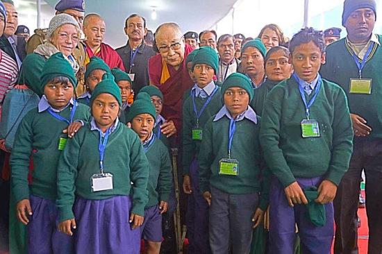Dalai Lama e India