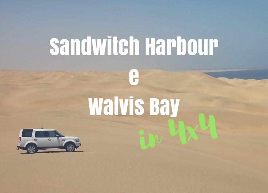 Deserto della Namibia: Sandwich Harbour e Walvis Bay in 4×4