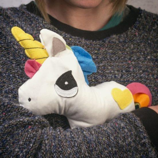 unicorno-riscaldabile