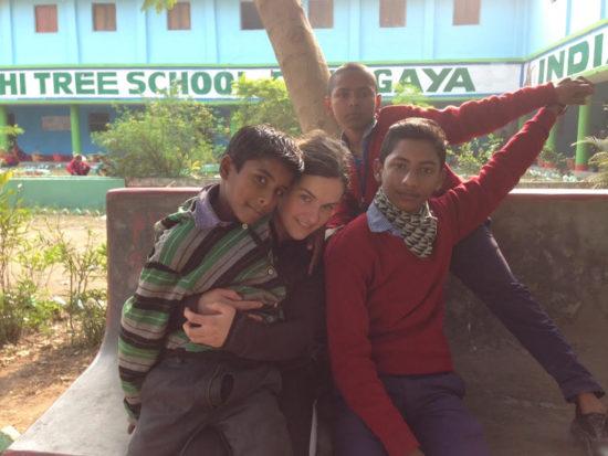 volontariato in India