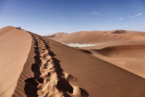 viaggiare da soli in Namibia