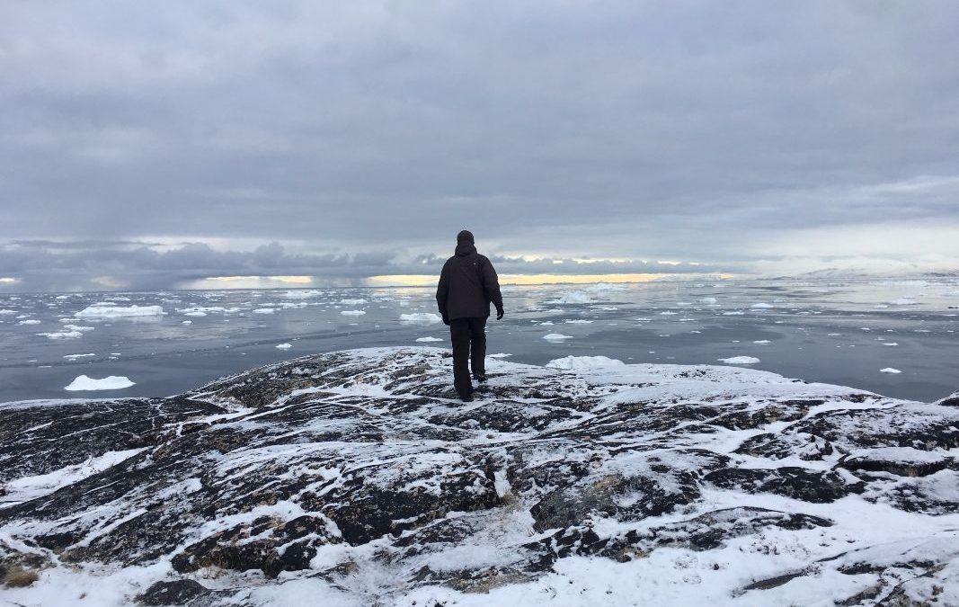 Cesare: Viaggiare da soli in Groenlandia