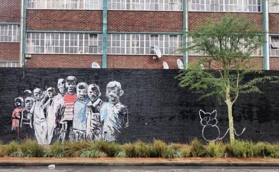 Johannesburg - Maboneng