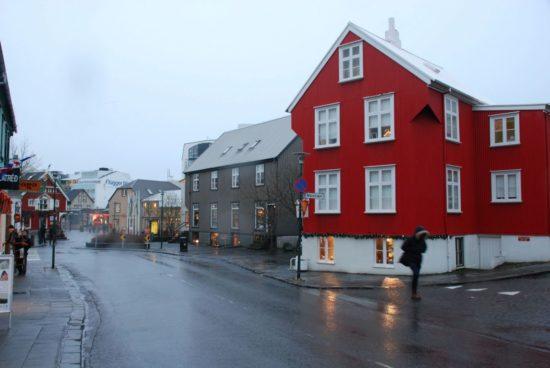 Rykjavik - Islanda