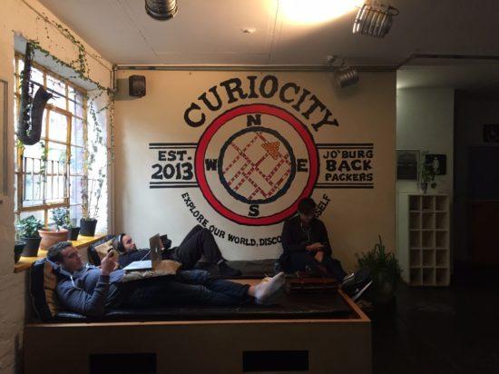 curiocity - Johannesburg - Maboneng
