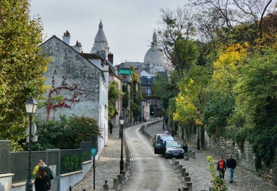 dove dormire a Parigi Montmartre