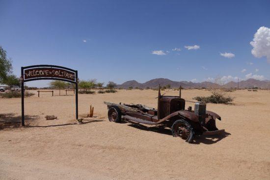 Solitaire - Namibia - Deserto del Namib