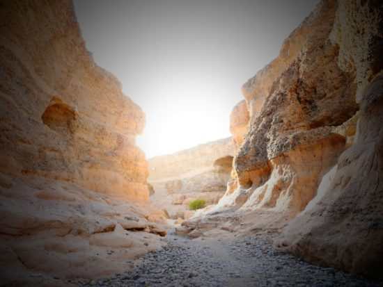 Sesryem Canyon