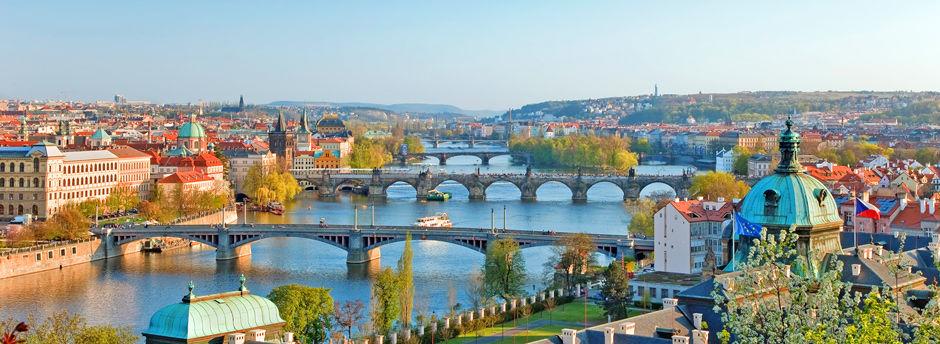 In vacanza a Praga