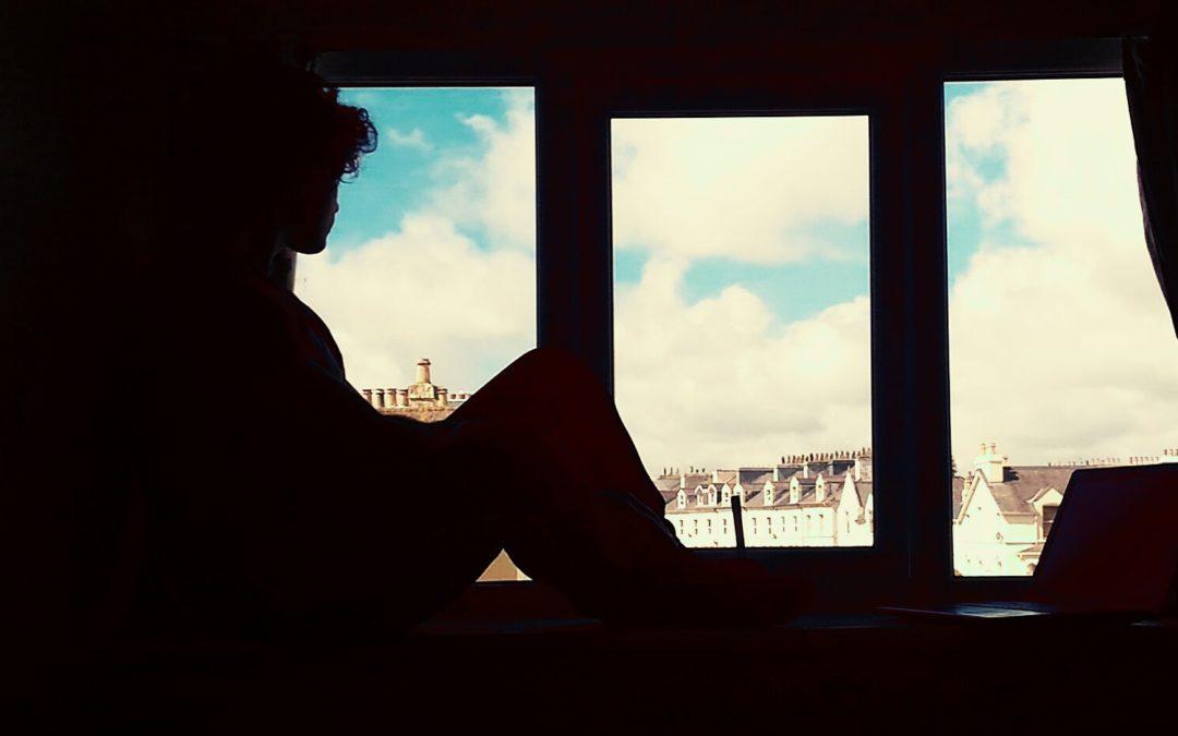 Pietro: trasferirsi sul Isola di Man imparare il valore della solitudine