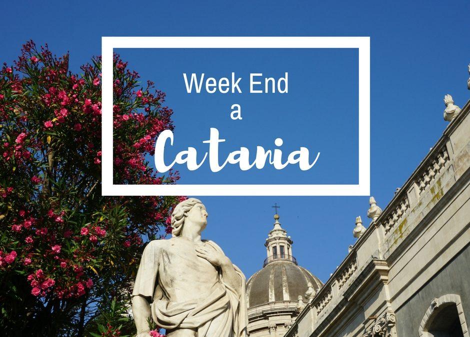 Cosa fare un week end a Catania: cibo, Etna e avventura
