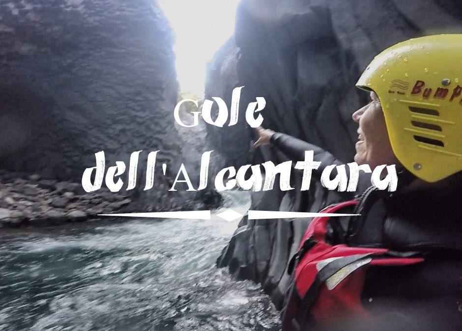 River Trekking nelle Gole dell'Alcantara – Sicilia