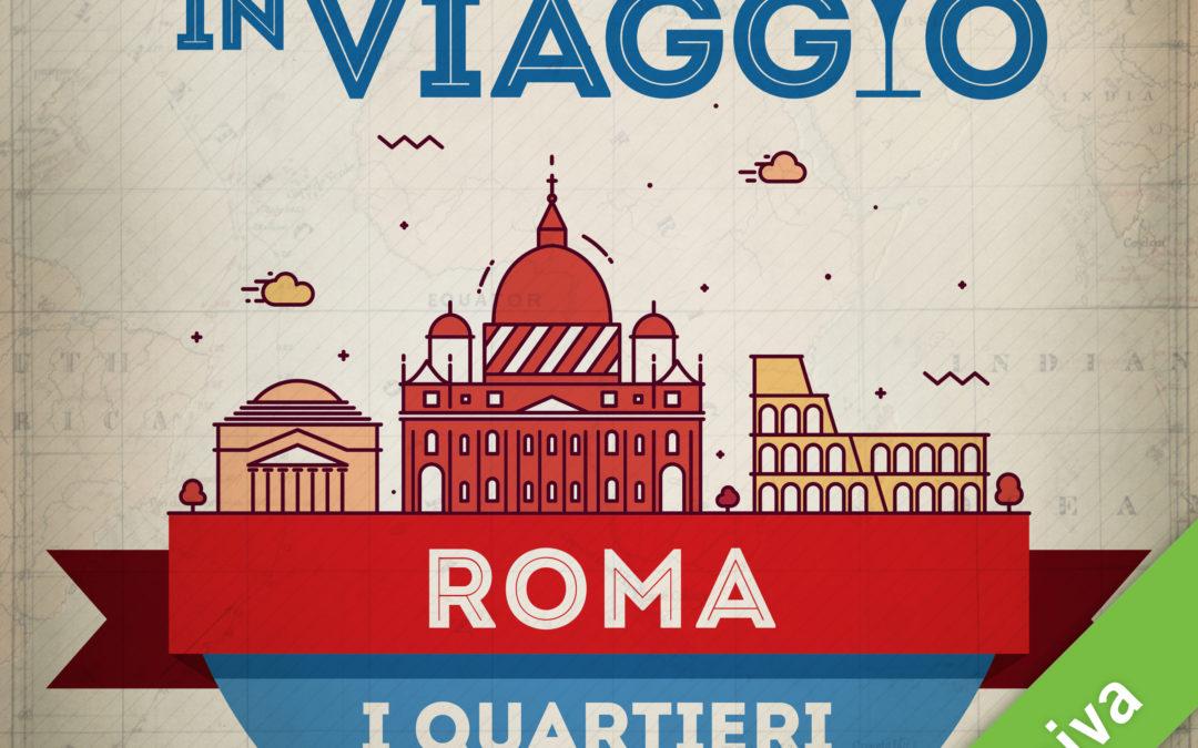 Io autrice degli audiolibri di Audible: vi racconto i quartieri di Roma e Londra
