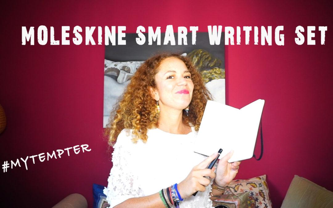 Tutto quello che volevi sapere sulla Moleskine Smart Writing Set
