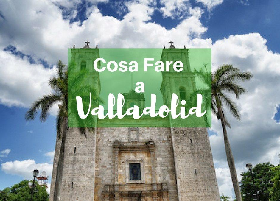 Cosa fare a Valladolid- Yucatan: nuotare nei cenote