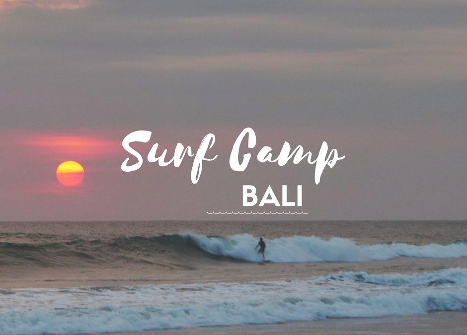 I migliori Surf Camp di Bali: dove imparare a fare surf