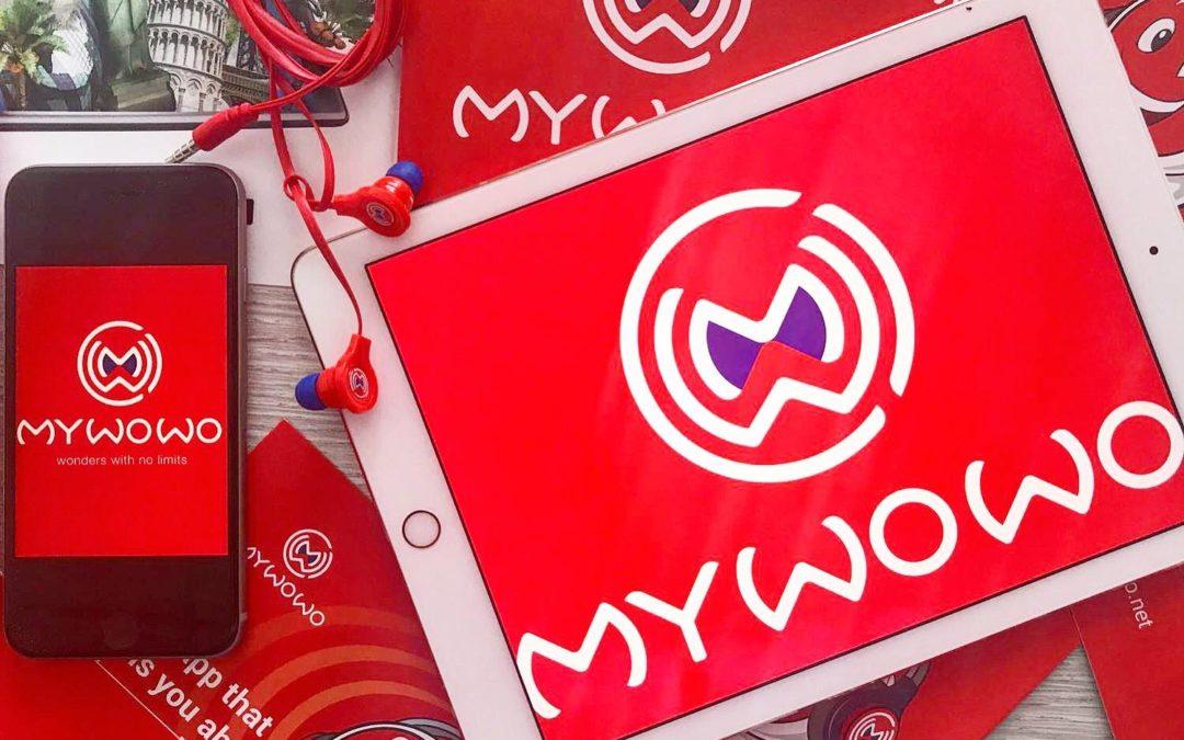 MyWoWo l'App-audioguida a portata di mondo