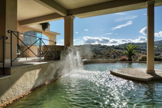 Le terme di bagno vignoni benessere in val d 39 orcia - Hotel posta marcucci bagno vignoni ...