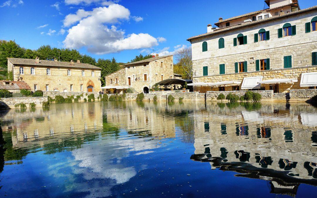 Le Terme di Bagno Vignoni: benessere in Val d'Orcia