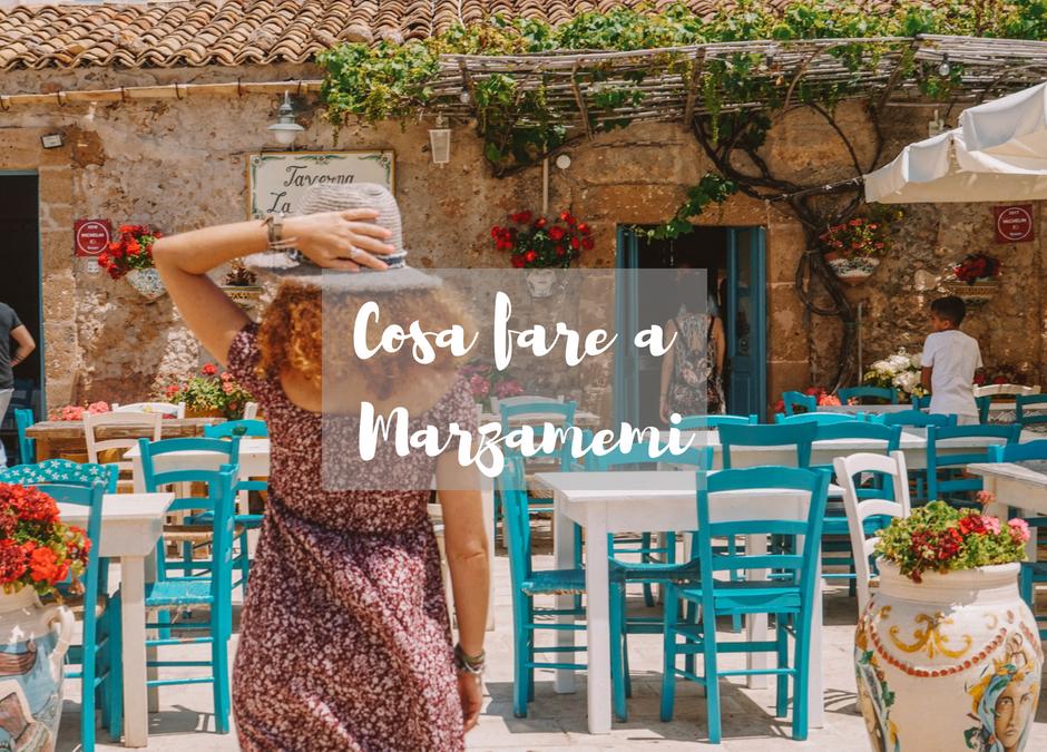 Cosa fare a Marzamemi almeno una volta- Sicilia