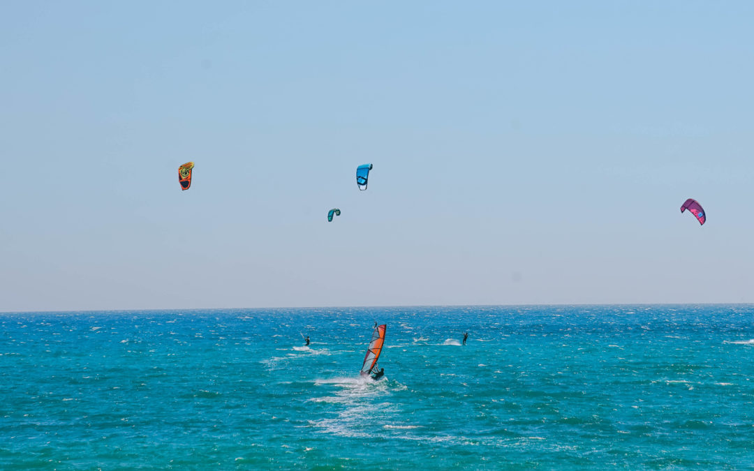 Dove fare KiteSurf in Sicilia: Wind Resort