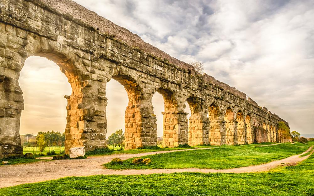 Cinque itinerari in bicicletta tra Roma e Provincia