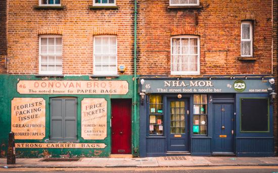 East London: Spitalfields e Angel – Islington