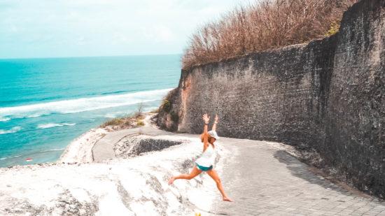 Melasti Beach Bali
