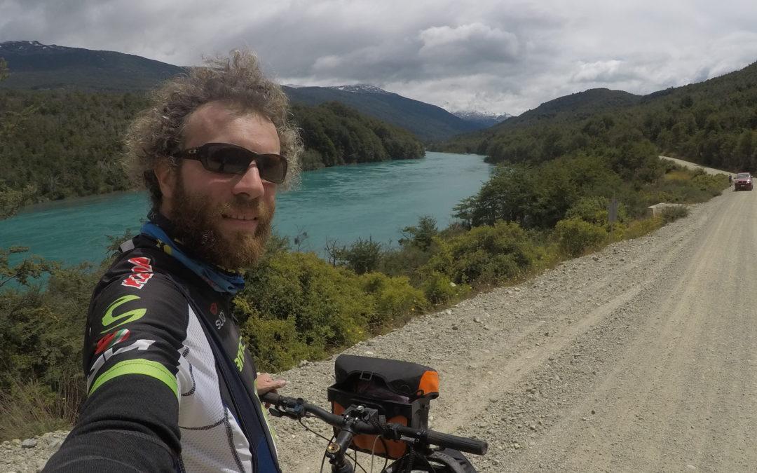 Andrea: Carretera Austral in bicicletta pedalando nella Patagonia Cilena