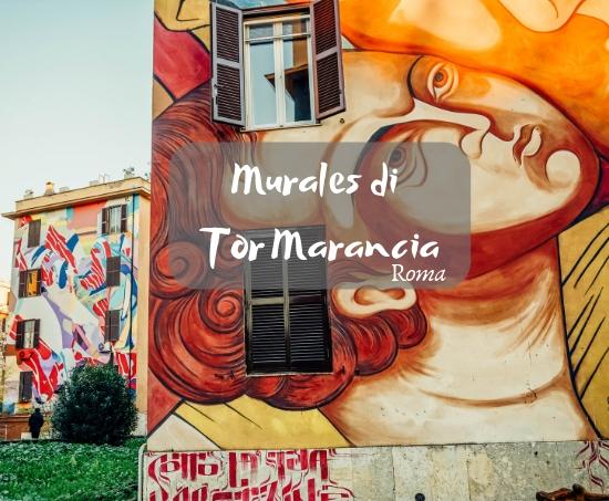 I Murales di Tor Marancia a Roma: significato e storia
