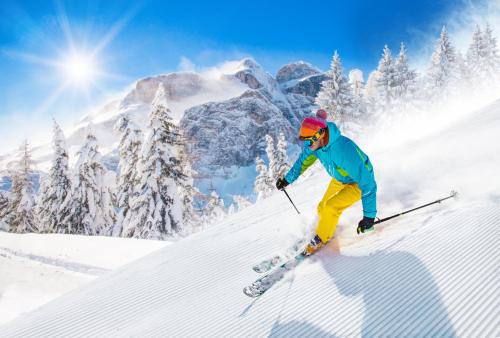 Come andare a sciare senza macchina usando i bus dedicati