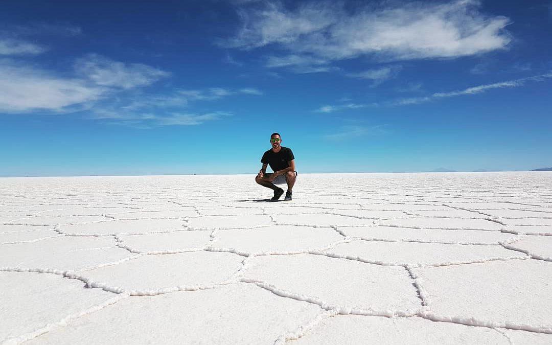 Samuele si licenzia e gira il Sudamerica da solo: come ti cambia un viaggio così