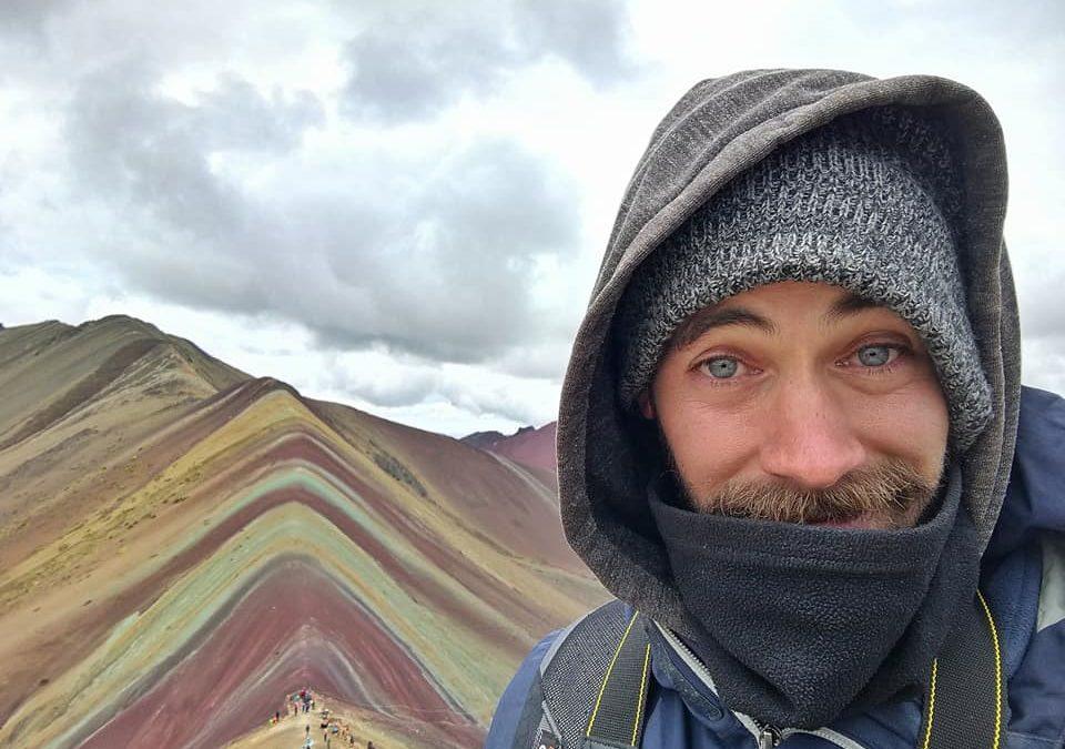 Luca Badanai: alterno lavoro e viaggio da 512 giorni e non voglio fermarmi ad un continente