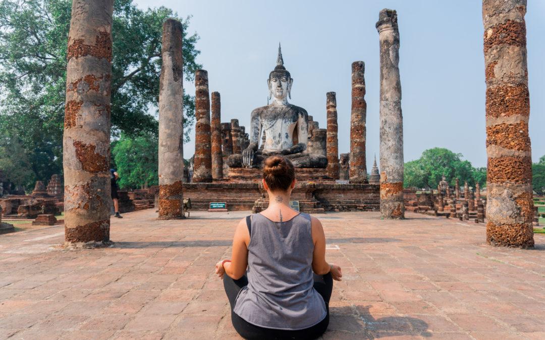 Chiara: vivere in un monastero buddista in Cina