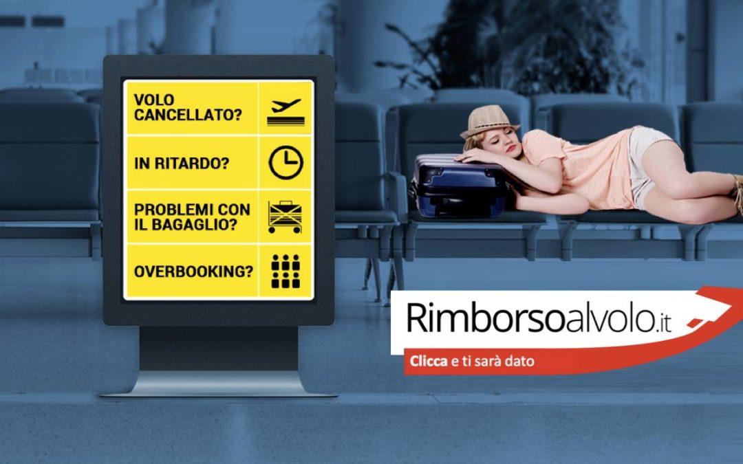 Fai valere i diritti del viaggiatore gratuitamente con Rimborso al Volo!