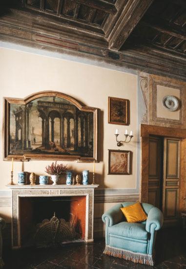 Il Vesconte Palazzo Cozza Caposavi -Bolsena